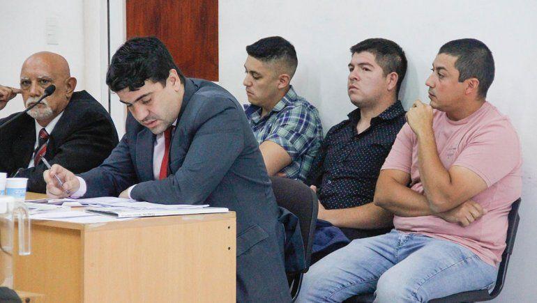 Sagredo: se define la pena de cárcel para tres policías