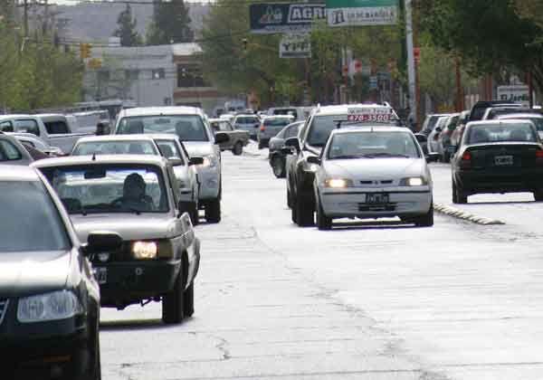 Preocupan sucesivos robos de autos en el centro