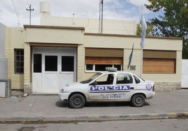 Agentes cipoleños lograron recapturar a un evadido