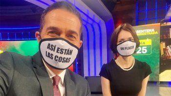 Cristina Pérez: Con Barili lloramos juntos por amor