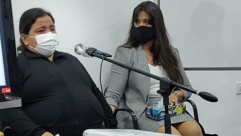 La mamá de Agustina rompió en llanto: Quiero que se haga justicia por mi hija