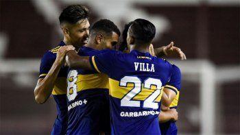Polémica: el VAR le anuló un gol a Boca que empata con Mineiro