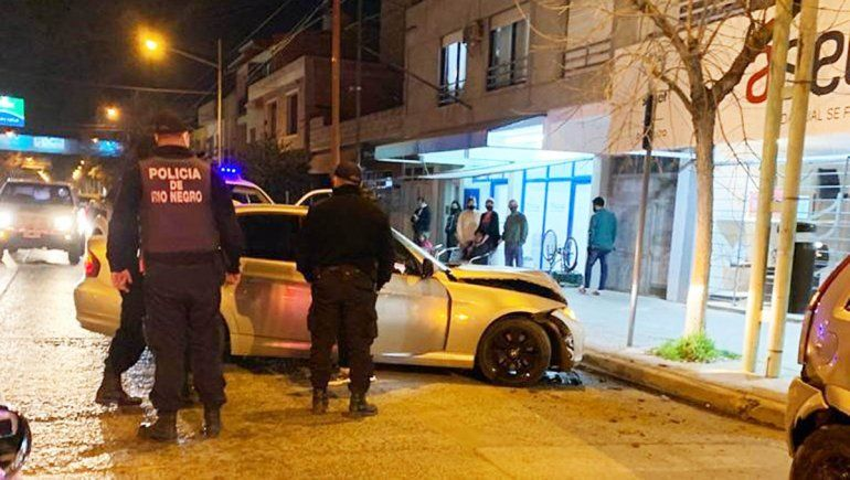 El BMW de la polémica ya había sido secuestrado por la Policía de Fernández Oro