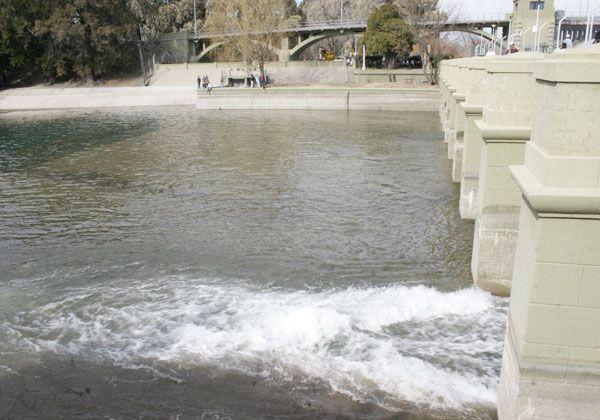 Se inició una nueva temporada de riego en el Alto Valle