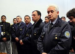 Gallinger puso en funciones a la nueva Plana Mayor de la Policía