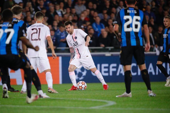 Messi debutará en el Parque de los Príncipes frente a Lyon: Hora y TV