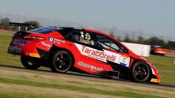 Nacho Montenegro quiere seguir prendido en el campeonato de TC2000