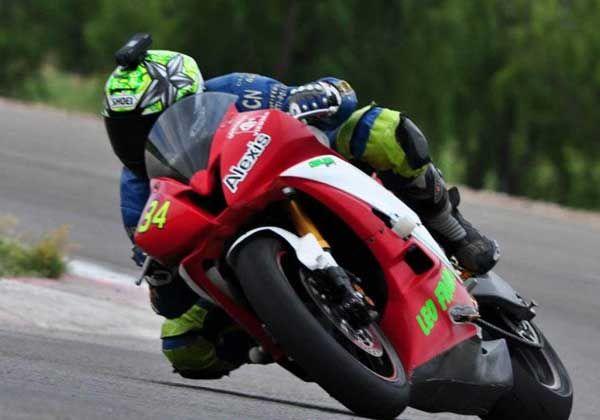 La primera del motociclismo regional