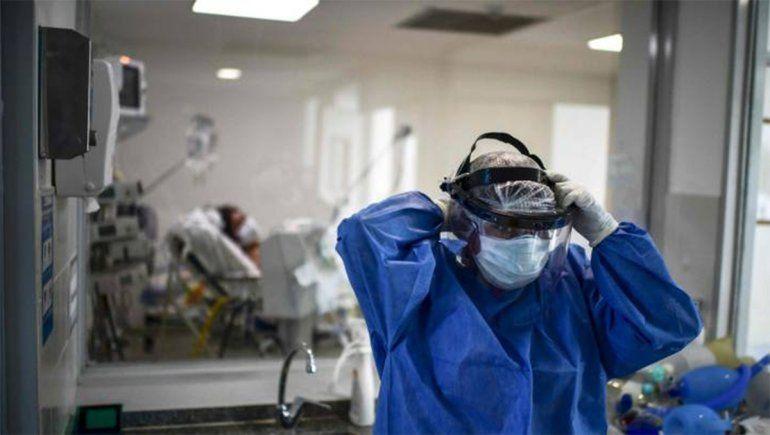 COVID en Argentina: 180 nuevas muertes y 4.106 contagios