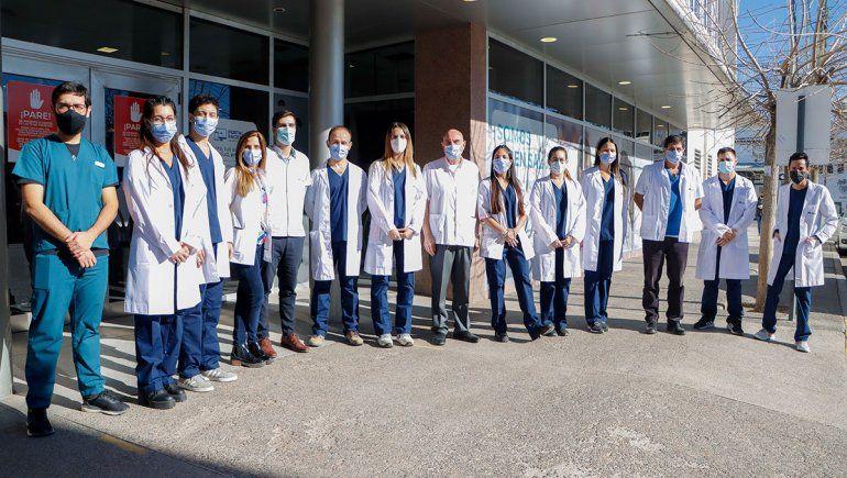 Pionera en salud, sigue haciendo escuela: ya suman 60 los residentes inscriptos en la Fundación Médica