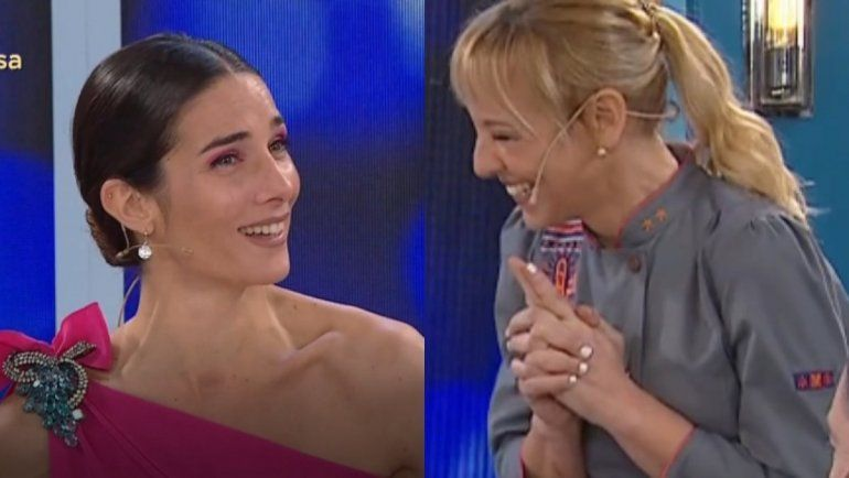 Jimena Monteverde chicaneó a Juanita sobre su look sin ropa interior : ¿Estás con frío?