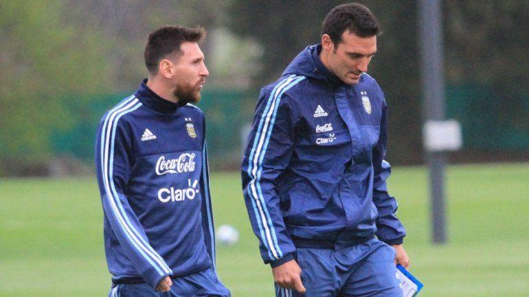 Messi no descansa y hay polémica: hora y TV ante Bolivia