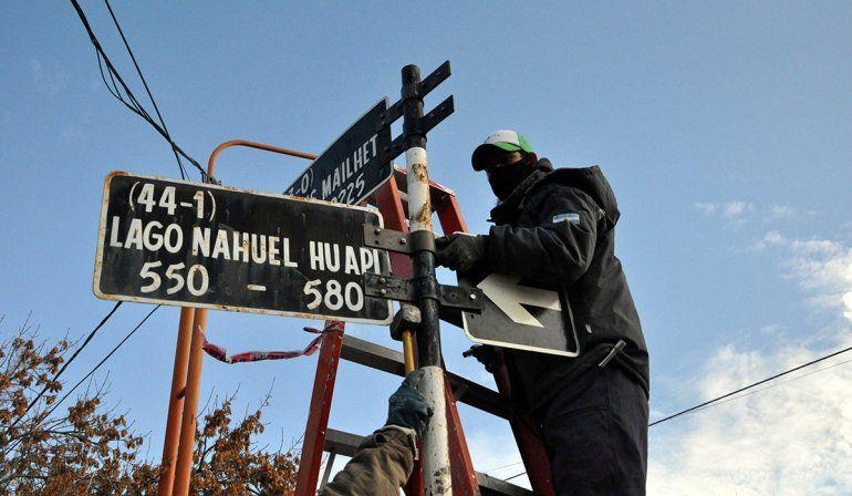Un abrumador machismo predomina en los nombres de las calles cipoleñas