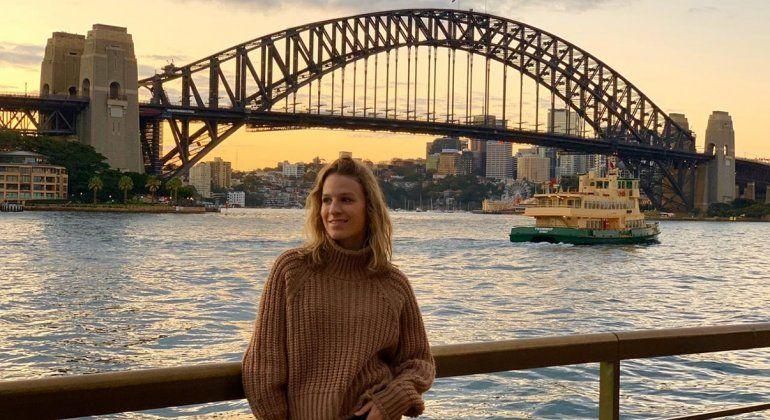 Una cipoleña cuenta cómo se vive la pandemia en Australia