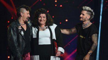 Luz Gaggi en la final de La Voz: Si gano no quiero que sea por ser mujer