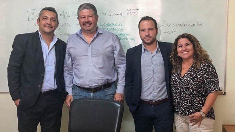 Siete empresas rionegrinas buscan su lugar para posicionarse en España