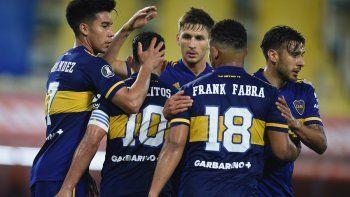 Boca visita Lanús en el arranque de la Liga Profesional