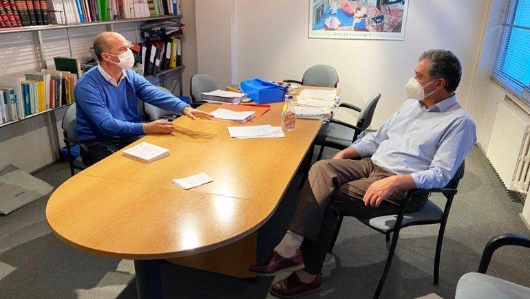 Juan Martín: Deberían pedirle la renuncia a Pilquimán