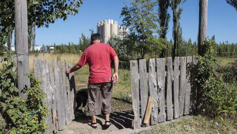 La empresa de arena para fracking pide que levanten la clausura