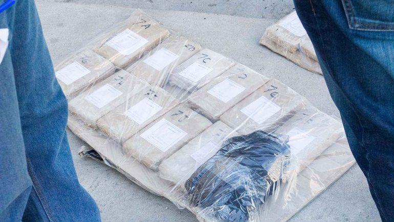 La banda de Montecino usaba una verdulería para vender droga