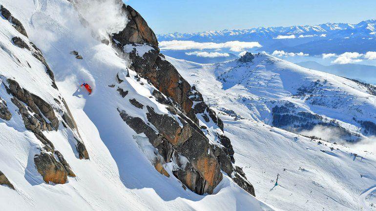 Un esquiador fuera de pista provocó una avalancha en Catedral