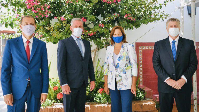 Gobernadores patagónicos aúnan esfuerzos por el desarrollo de la región