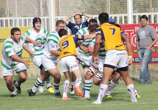 Inicio alterado para el Oficial de la Unión Alto Valle de rugby