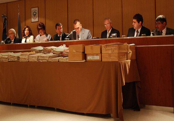 Prosigue el jury contra Iribarren