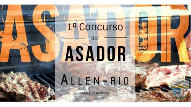 Allen tendrá su primer Concurso del Asador a la Parrilla