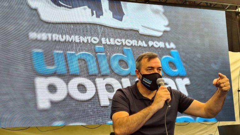 Aguiar dijo que los partidos oficialistas hacen campaña en actos de gobierno