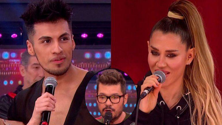 Jimena Barón le confesó a Tinelli que está acompañada
