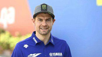 Cal Crutchlow vuelve al MotoGP de la mano de Yamaha