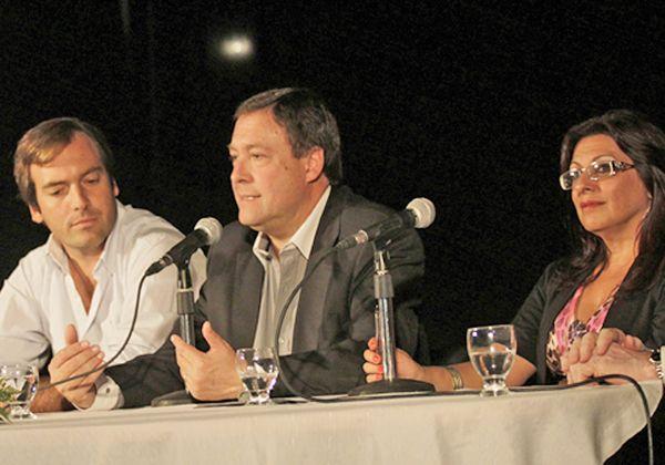 Obras públicas y desarrollo social, el tema de debate del FpV