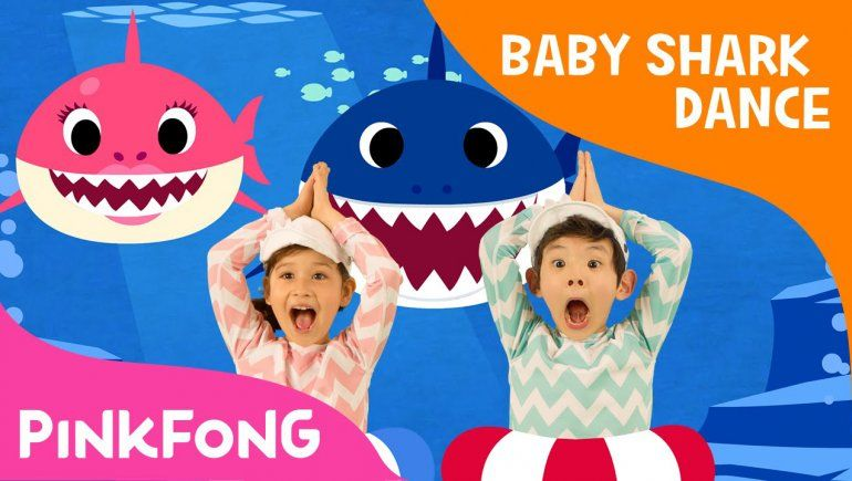 Baby Shark superó a Despacito y es el video más visto de YouTube