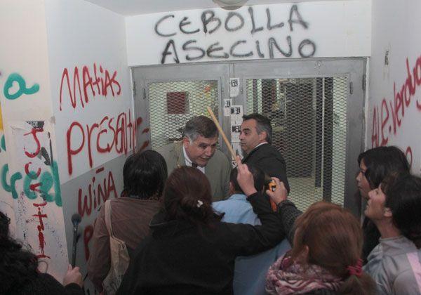 Magistrados repudiaron ataques  por la condena al maestro abusador