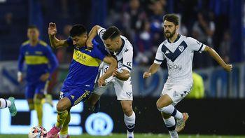 Boca ya juega con Vélez en Liniers un partido clave