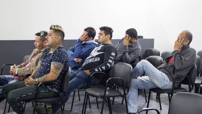 Pablo Montecino seguirá preso tras suspensión de un juicio abreviado