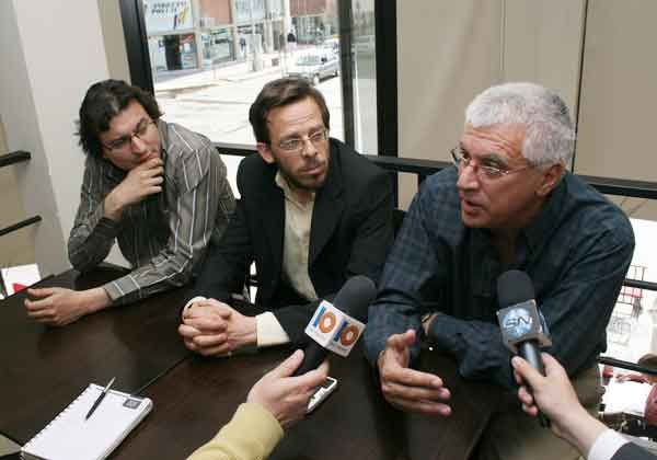 Sorpresivo paso de Enzo Giacinti al oficialismo provincial