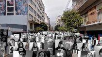 realizan homenaje por el 27º aniversario del atentado a la amia