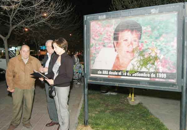 Un sentido homenaje a Ana Zerdán