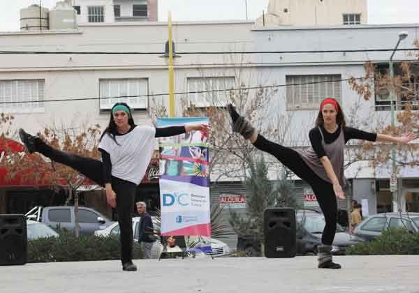 Mañana comenzará el Danza Cipo Danza!