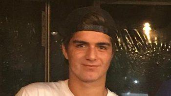 Tristeza en Chile por la muerte de un joven tenista