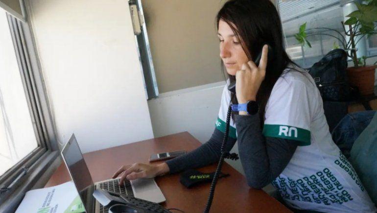 La línea 102 cumple un año de funcionamiento en Río Negro