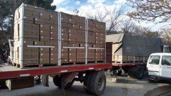 entregan mas de 25 mil modulos alimentarios a escuelas