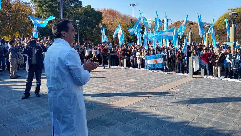 Rodríguez Lastra fue autorizado a ejercer en Entre Ríos