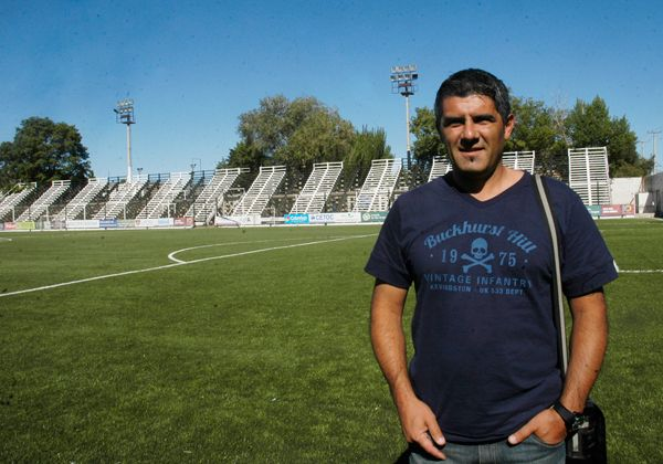 Rogger Morales, técnico de Cipolletti