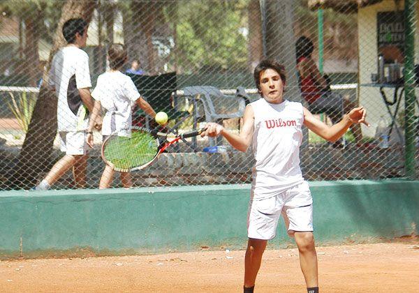 Gazzotti y Fuhr, el Master de tenis