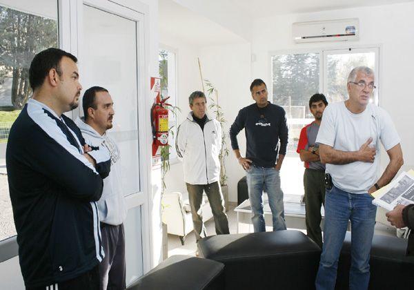 El club Cipolletti presentó su Centro de Evaluación  y Desarrollo en Alto Rendimiento Deportivo