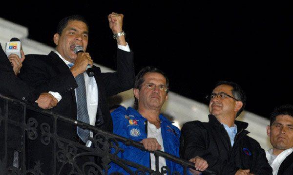 Correa advirtió que no habrá perdón ni olvido