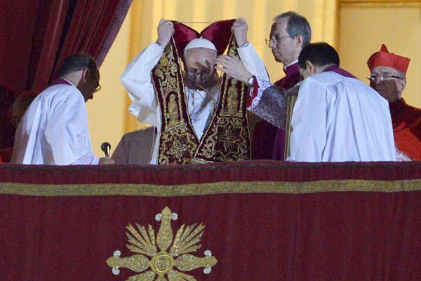 El nuevo Papa es Argentino